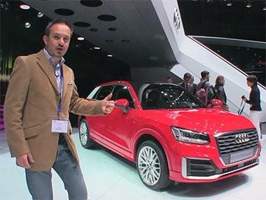 Vídeo presentación Audi Q2 Salón Ginebra 2016