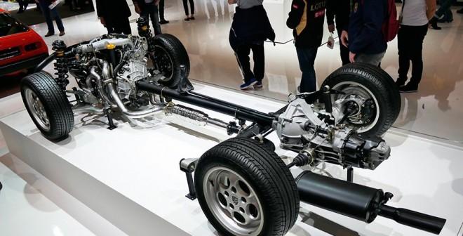 40 aniversario del transaxle de Porsche, Essen, Rubén Fidalgo