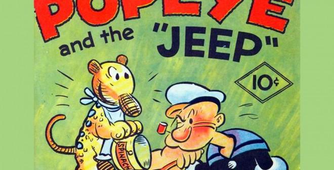 Historia del logo de Jeep