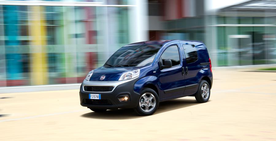 El nuevo Fiat Fiorino aterriza en los concesionarios