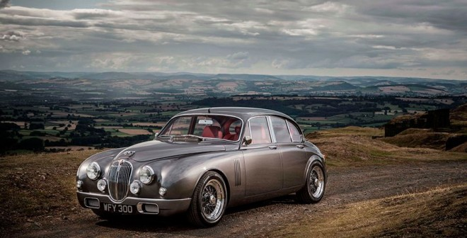 Jaguar MX2 Ian Callum
