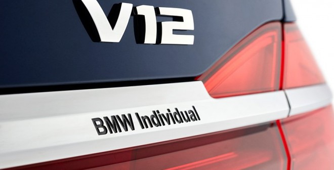 BMW Serie 7 Centenial el coche del centenario 760l