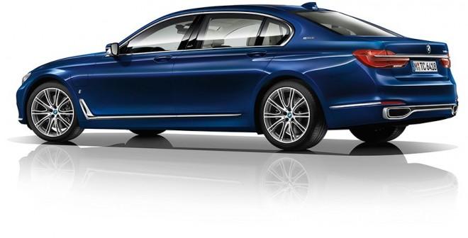 BMW Serie 7 Centenial el coche del centenario 740le