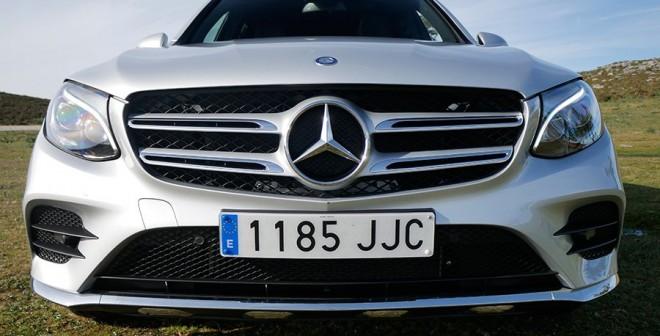 Prueba del Mercedes GLC 220d 4Matic 2016, Rubén Fidalgo