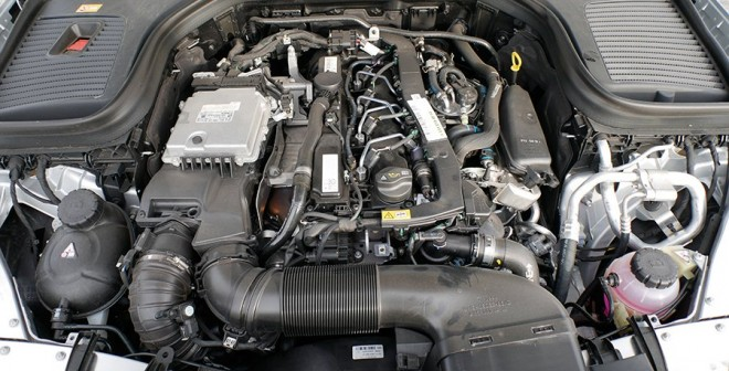 Prueba del Mercedes GLC 220d 4Matic 2016, Ruben Fidalgo
