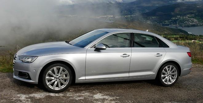 Prueba nuevo Audi A4 2.0 TDi 190 CV 2016, Rande, Rubén Fidalgo