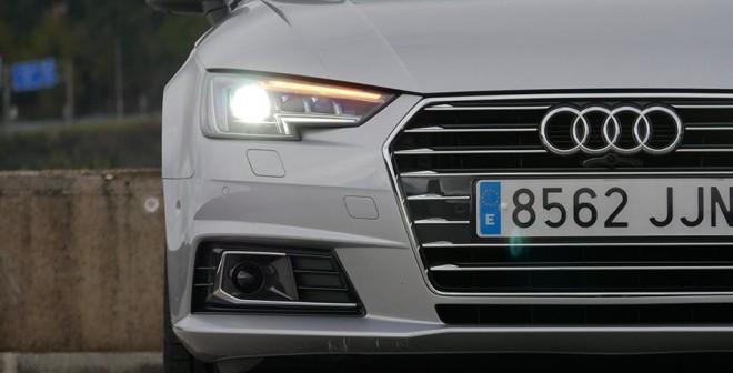 Prueba nuevo Audi A4 2.0 TDi 190 CV 2016 radar