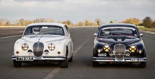 Qué significa el logo de Jaguar Jaguar MK II