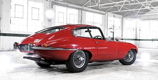 Qué significa el logo de Jaguar Jaguar XK-E