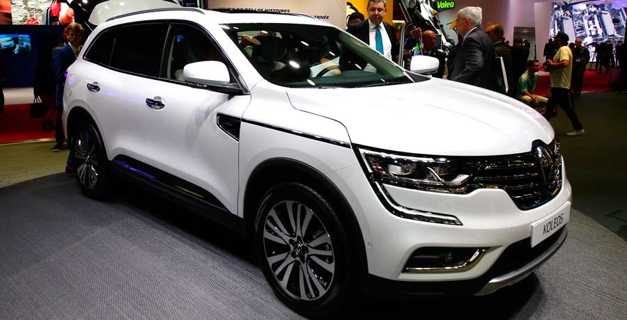 Nuevo Renault Koleos, la marca francesa completa su oferta crossover