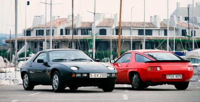 40 aniversario del transaxle de Porsche Museo Porsche