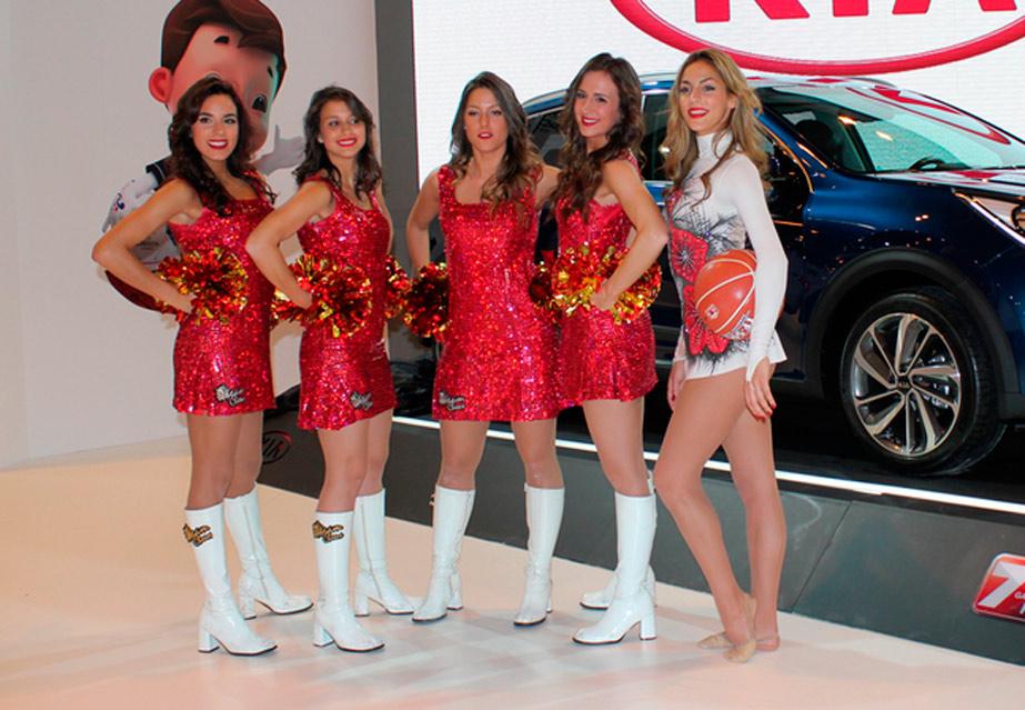 Salón del Automóvil de Madrid 2016
