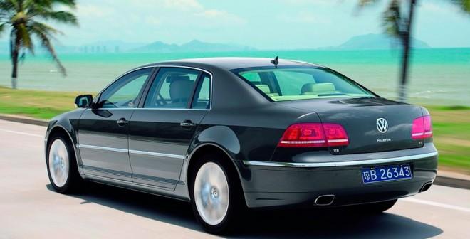Volkswagen Phaeton éxito o fracaso 16