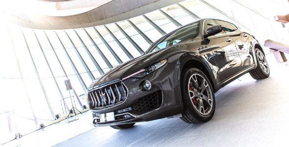 El Maserati Levante aterrizará en los concesionarios españoles en junio