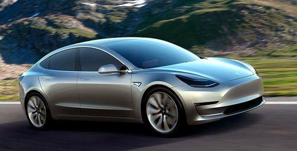 Llega el nuevo Tesla Model 3