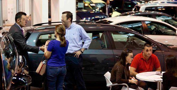 Marzo frena el buen ritmo de ventas del mercado automovilístico español