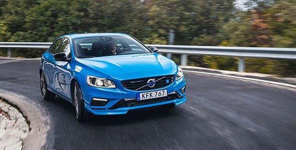 Volvo Polestar V60 estate: prestaciones deportivas para toda la familia