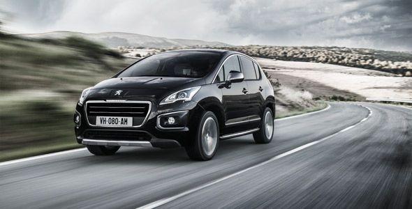 Peugeot 3008, lo mejor de dos mundos