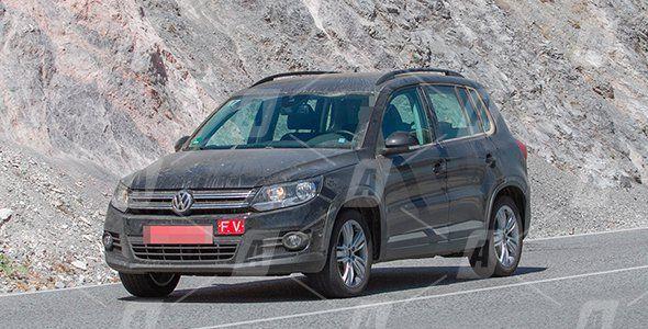 Fotos espía del futuro SUV del Seat Ibiza