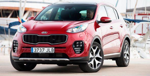 Las ventas de Kia crecen en el primer trimestre
