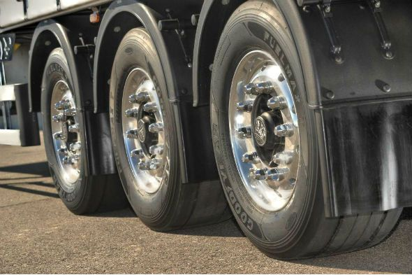 Los neumáticos de Goodyear ahorran combustible