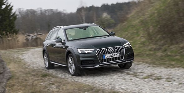 Nuevo Audi A4 allroad quattro, ya a la venta en España
