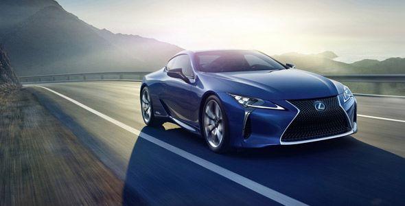 Lexus LC: el prototipo que se convirtió en una realidad