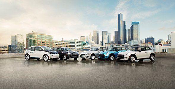 ReachNow la marca de movilidad y carsharing de BMW en EE.UU.