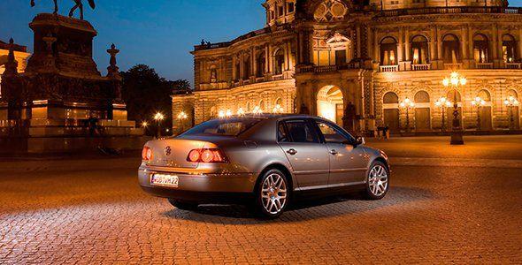 Volkswagen Phaeton: éxito o fracaso