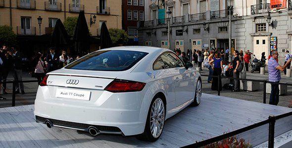 Tercer año del Audi Innovative Design Talent
