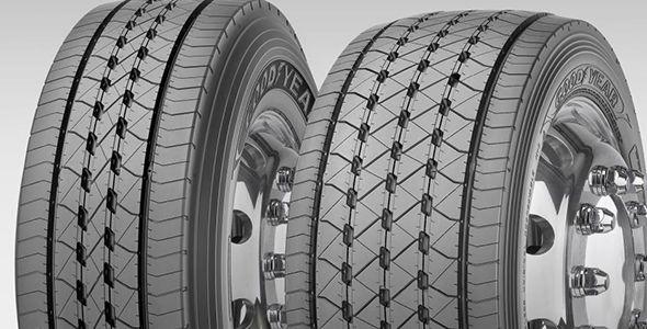 Nuevos neumáticos para camiones de Goodyear