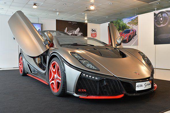 El GTA Spano ya a la venta en Singapur