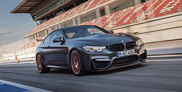 BMW M4 GTS: la deportividad en su máximo exponente