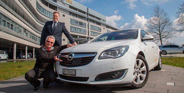 Opel Insignia CDTi 136 CV: 2.111 km sin repostar