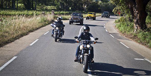 La asociación de Jeep y Harley-Davidson continuará en 2016