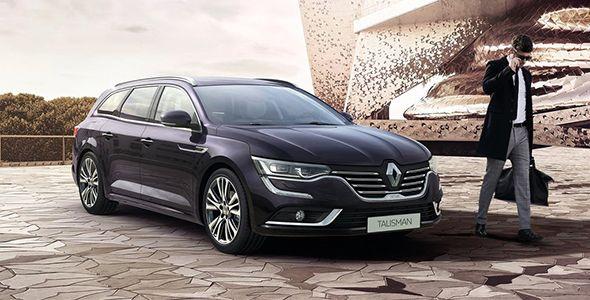 El nuevo Renault Talisman Estate llegará en junio