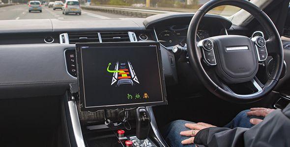 Jaguar Land Rover apoya el plan de la Unión Europea para el coche autónomo