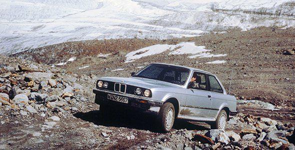 30 años de tracción total BMW xDrive