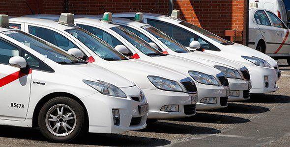 Séptima huelga de taxistas contra Cabify y Uber