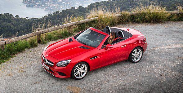 Así es el nuevo Mercedes SLC 2016