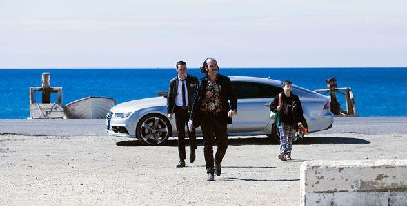 Los modelos de Audi que aparecerán en el cine