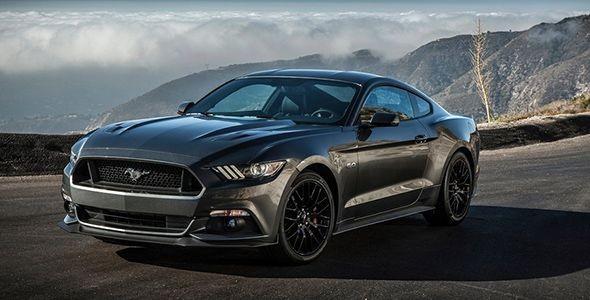 El Ford Mustang es el coupé deportivo más vendido del mundo