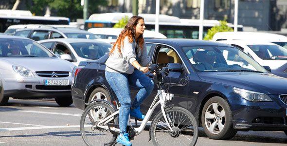 El uso del casco en la bici debería ser siempre obligatorio