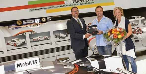 El museo Porsche recibe a su visitante tres millones