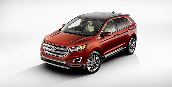 El Ford Edge equipará el exitoso limitador inteligente de velocidad