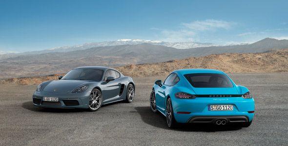 Nuevo Porsche 718 Cayman, ya a la venta desde 58.148 euros