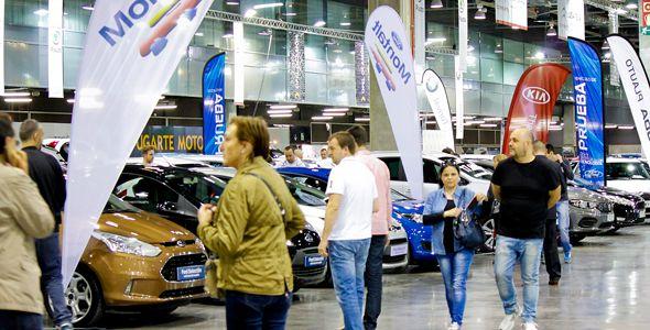 La Feria de coches de ocasión de Valencia crece un 48,5%