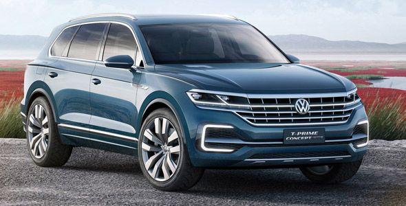 Volkswagen T-Prime Concept GTE, el imponente futuro de VW