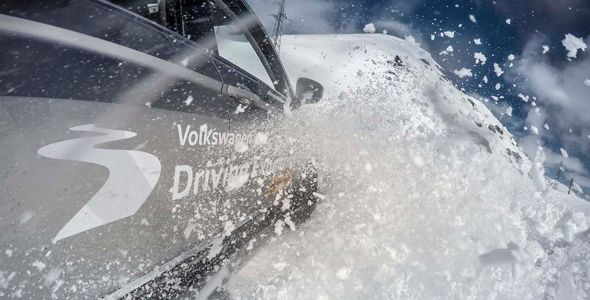 Así ha sido la experiencia 4Motion de VW en Andorra