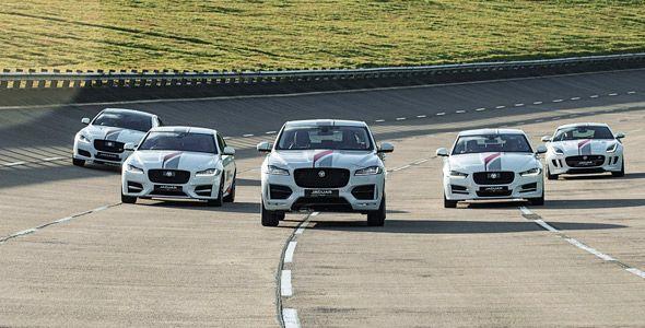 Jaguar Land Rover estará presente en el Salón del Automóvil de Madrid